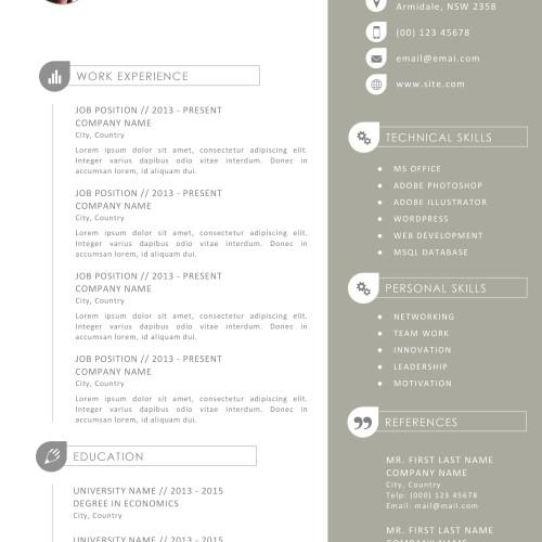 jennifer amstrong resume a4