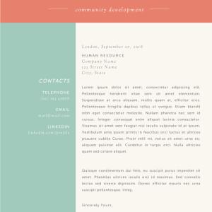 Alice Hamilton Cover letter