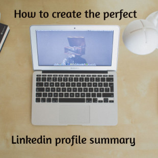 perfect linkedin profile infographic