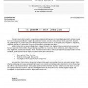 Isabella Cover Letter A4