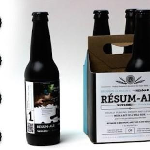 beer resume