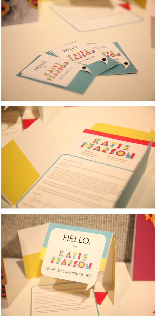 Katie Pearson Template  Most Creative Resumes