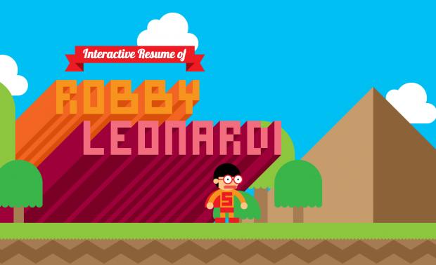 interactive robby leonardi