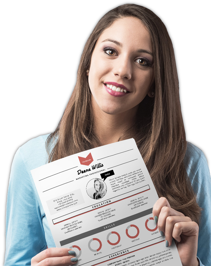 creative resume templates secure the job resumeshoppe