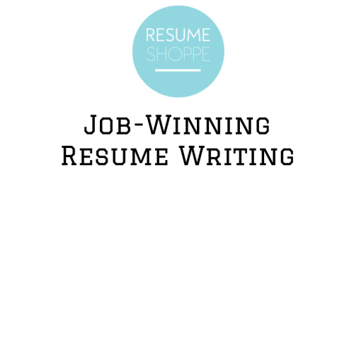 resume writing service