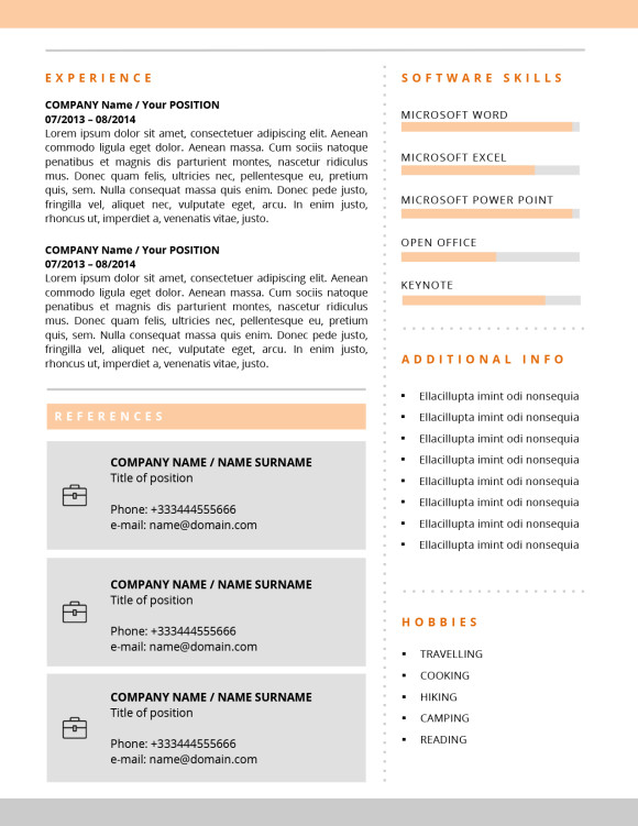 resume for your second 28 images resume sles the 6