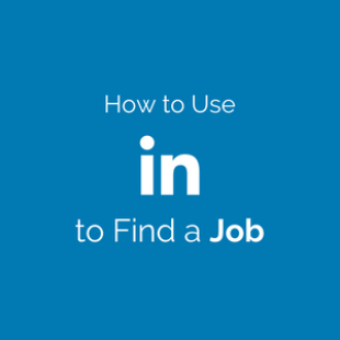 How to use Linkedin to find job