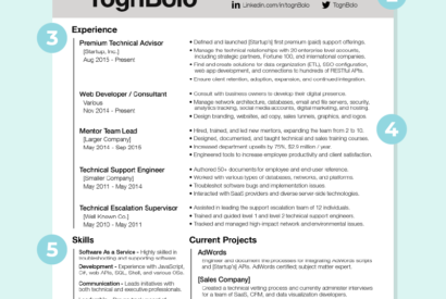togn bolo resume review